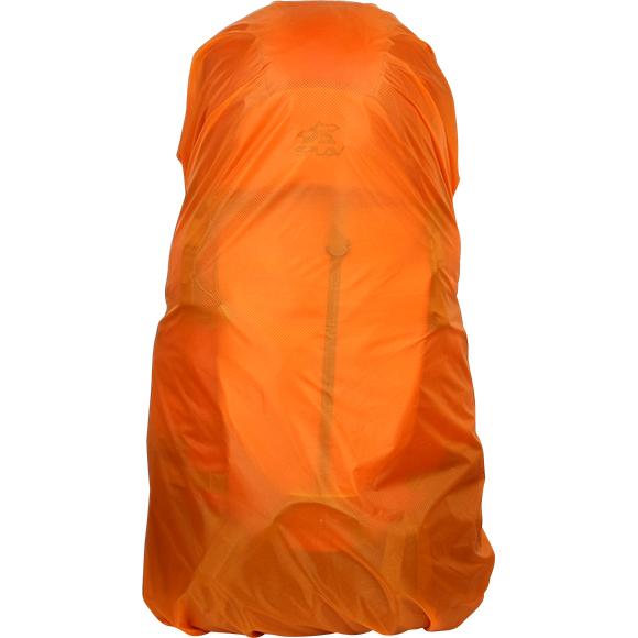 Накидка на рюкзак 65 л Si оранжевая, Чехлы и накидки для рюкзаков - арт. 288880294