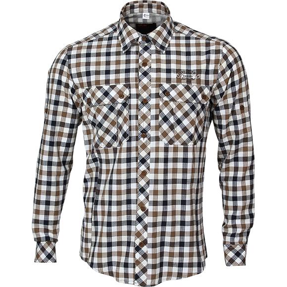 Рубашка Prairie клетка беж, Рубашки - арт. 290980163