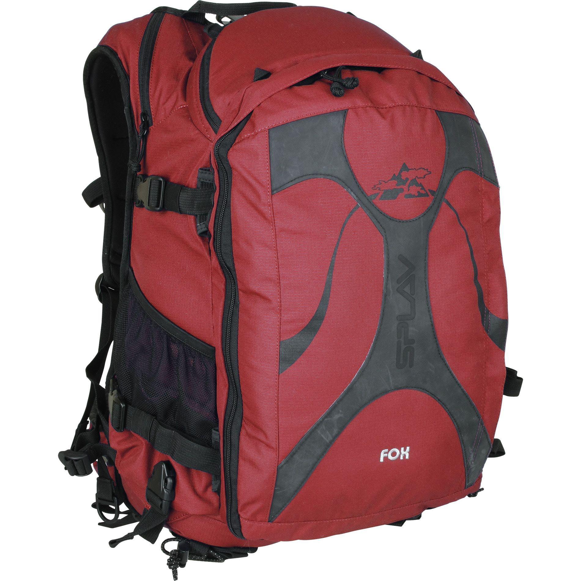 Рюкзак Fox красный, Рюкзаки для горных лыж и сноуборда - арт. 292500286