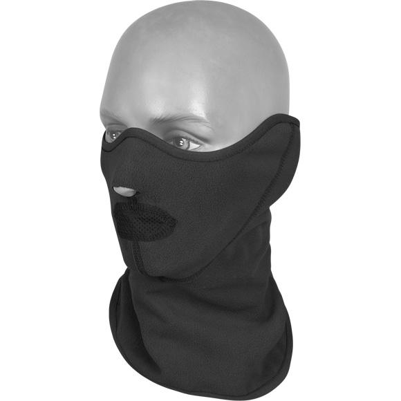 Маска ветрозащитная Polartec® Windbloc® SoftShell черная