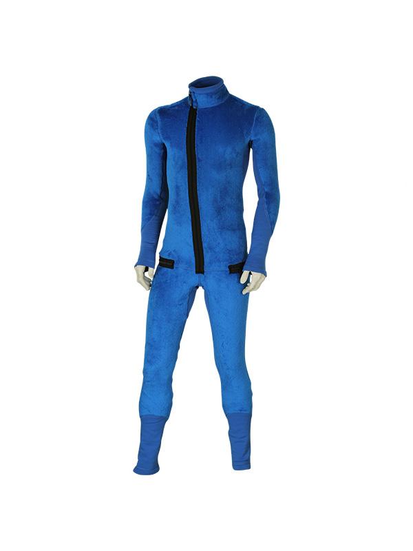 Купить Комбинезон 2 женский Polartec High Loft ярко-синий, Компания «Сплав»
