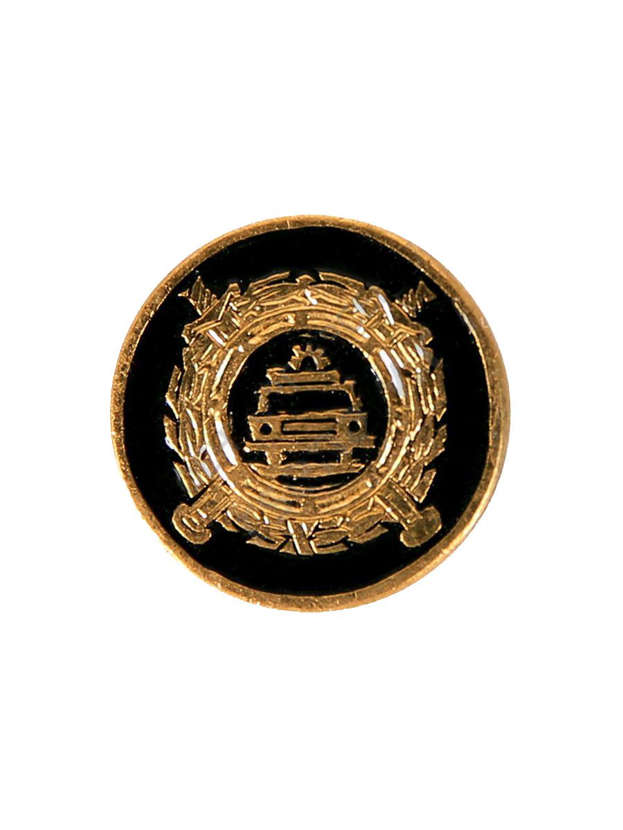 Миниатюрный знак ДПС ГИБДД машина металл