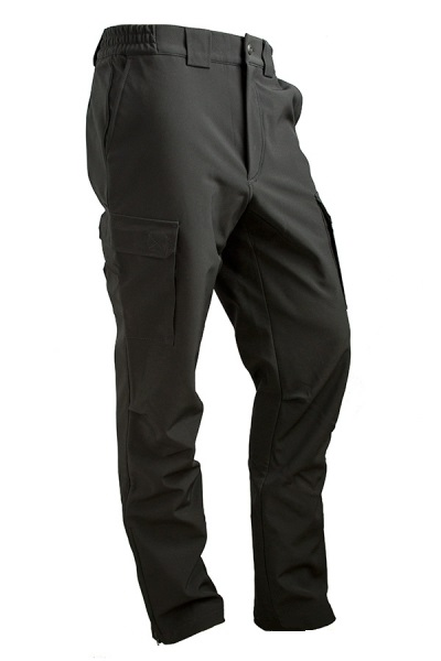 Брюки МПА-28 (ткань Софтшелл) черный
