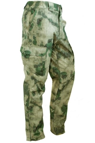 Брюки МПА-28 (ткань Софтшелл), камуфляж мох