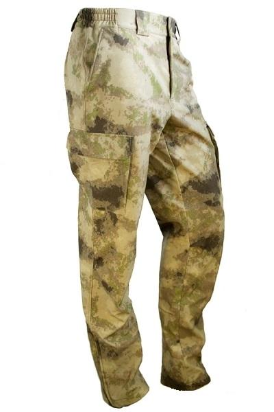 Брюки МПА-28 (ткань Софтшелл), камуфляж песок - артикул: 321010346