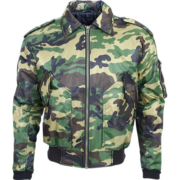 Куртка Штурман лес твил