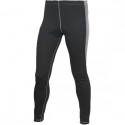Термобелье брюки Dynamic черно-серые