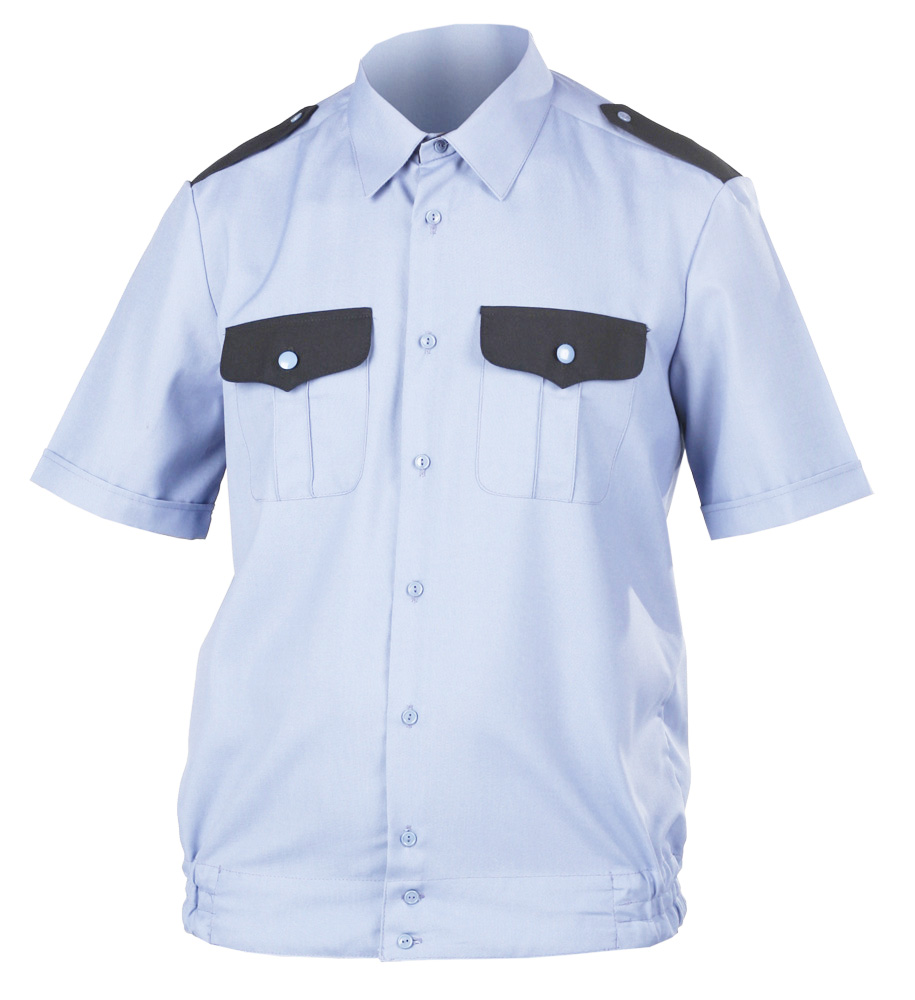 Рубашка Охранника ГЕКТОР с коротким рукавом с/г