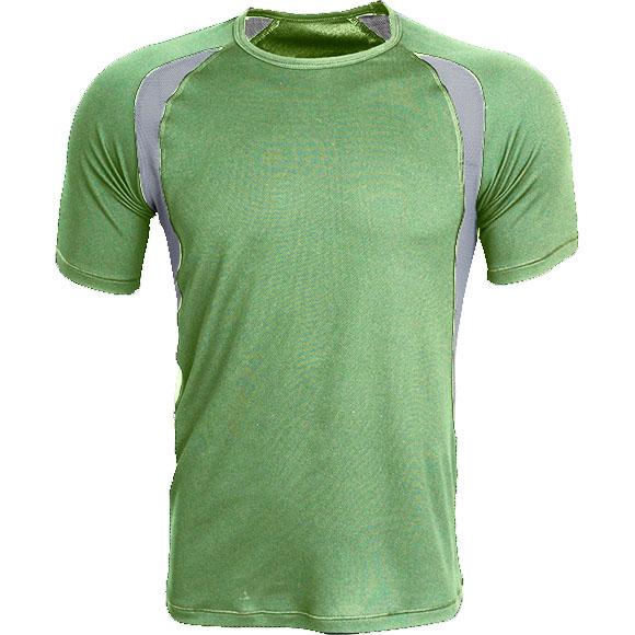 Купить Футболка Action Dry зеленая, Компания «Сплав»