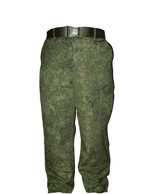 Брюки летние ACU NYCO рип-стоп цифровая флора, Тактические брюки - арт. 129650344