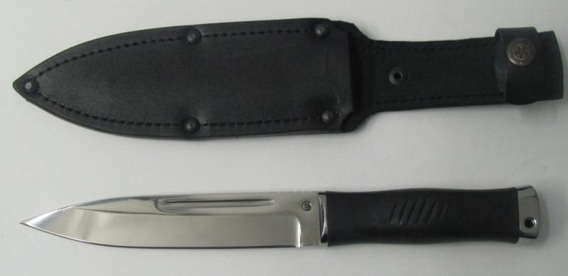 Нож Горец-2 рез. ручка (Титов)