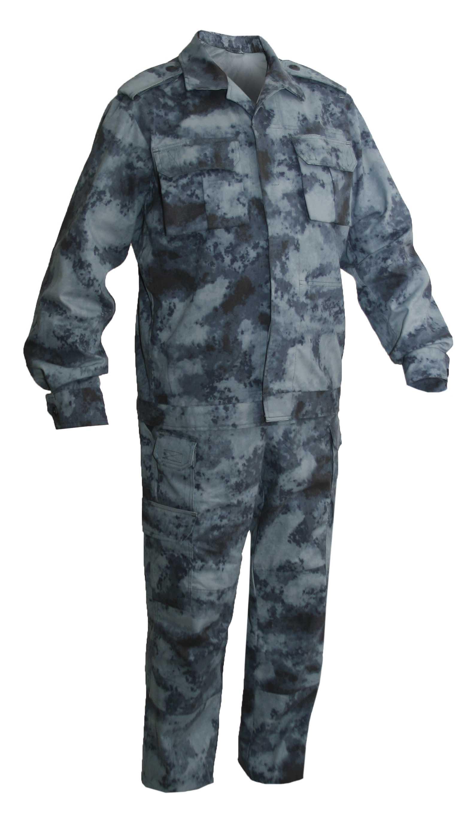 Костюм летний МПА-05 (НАТО-2), камуфляж туман, ткань Мираж-210