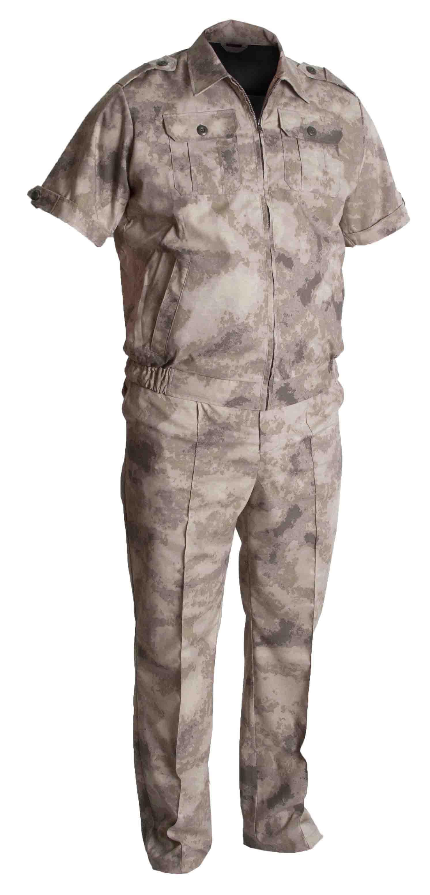 Костюм летний МПА-07 (Пелей-1), камуфляж песок, Панацея