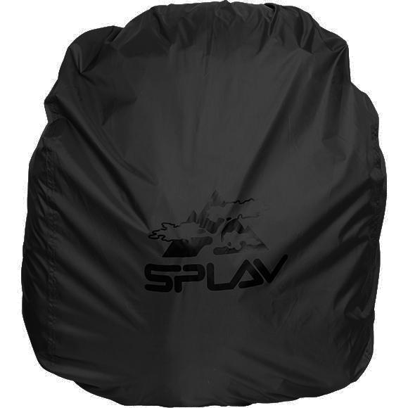 Накидка на рюкзак 40-60 M черный