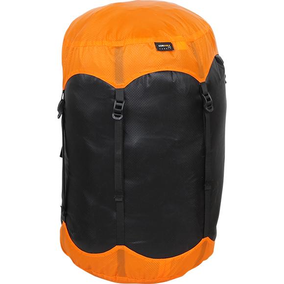 Купить Мешок компрессионный 28х52 оранжевый, Компания «Сплав»