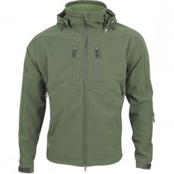 Куртка универсальная Protector Мод.2 SoftShell Diamond олива, Куртки из Softshell и Windbloc - арт. 27610329