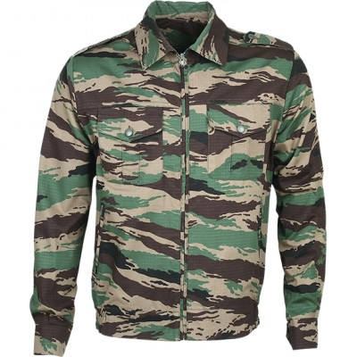 Куртка офицерская полевая тигр