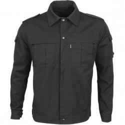 Купить Куртка летняя Бекас черный strong рип-стоп, Компания «Сплав»