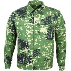 Куртка летняя Бекас flecktarn-d strong рип-стоп