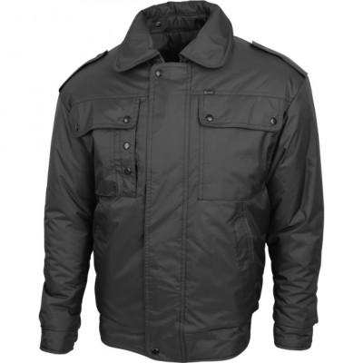 Куртка Дельта черная оксфорд
