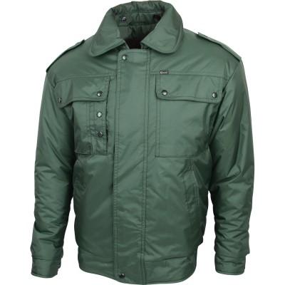 Куртка Дельта зеленая оксфорд