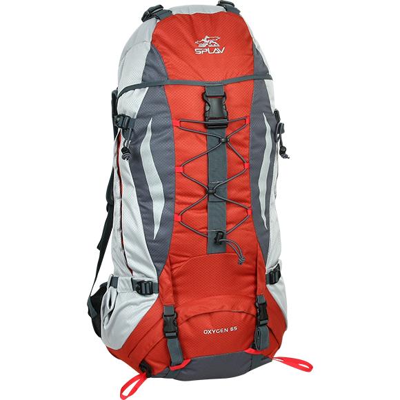 Рюкзак Oxygen 65 бордо