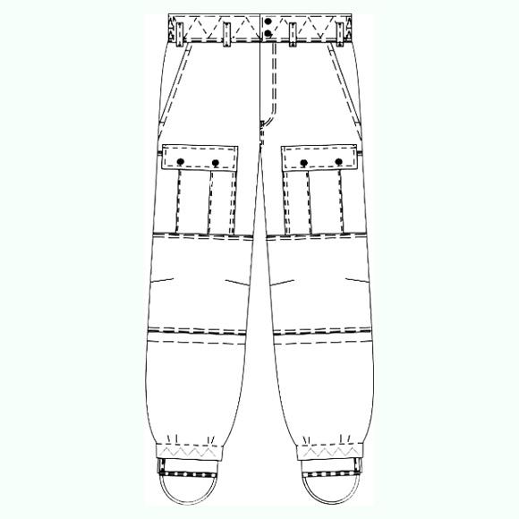 Брюки летние Бекас олива, Тактические брюки - арт. 149640344