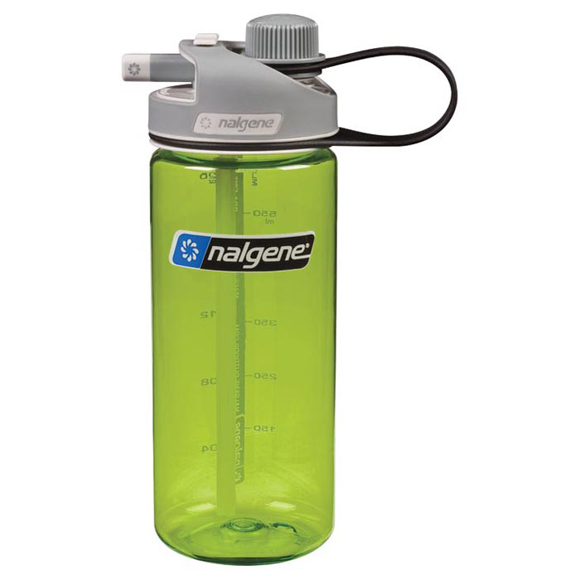 Бутылка Nalgene MULTIDRINK 20 OZ GREEN