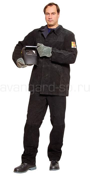 Костюм сварщика Титан (спилок), Костюмы сварщика - арт. 457930246