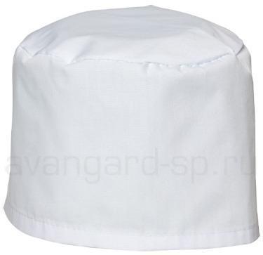 Колпак медицинский белый (ткань Сису)