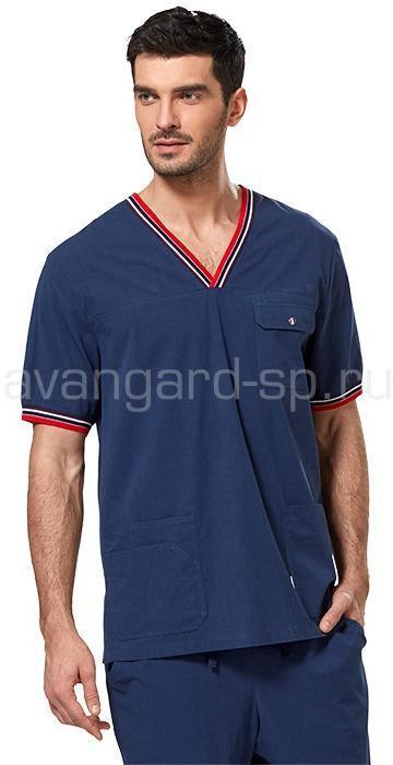 Блуза мужская LE2201 - артикул: 465420268
