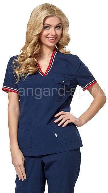 Блуза женская LE2103 - артикул: 465400268