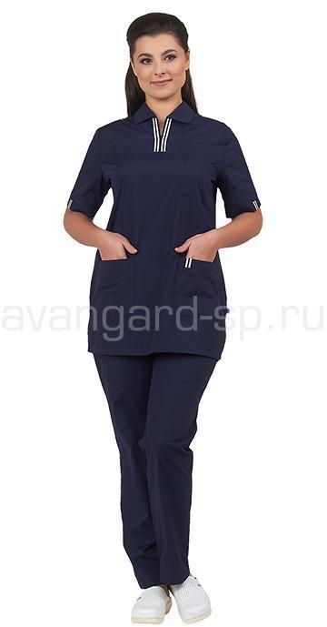 Комплект женский Аура, Медицинские костюмы - арт. 488330249