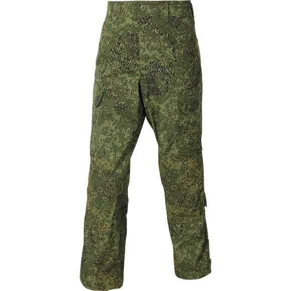 Брюки TSU-3 цифровая флора, Тактические брюки - арт. 288090344
