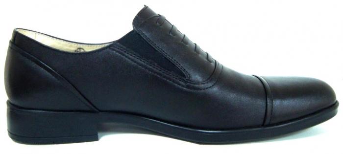 Туфли старшего офицерского состава кожа 4012