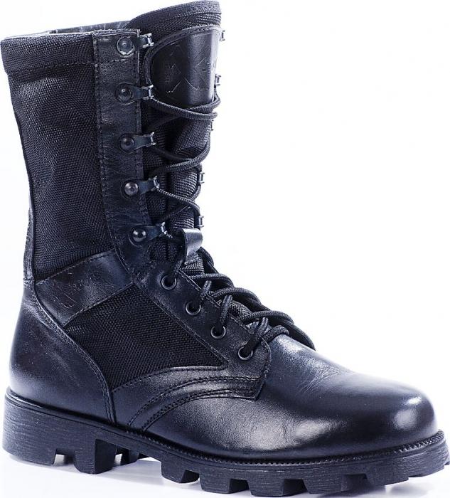 Летние ботинки с высоким берцем КАЛАХАРИ модель 1411