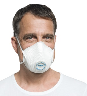Купить Респиратор MOLDEX 2445 серия Smart (FFP2 и озон), , Форма одежды