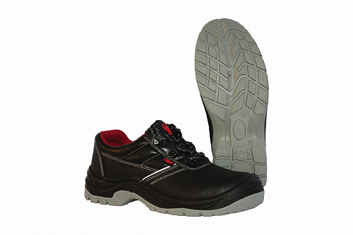Полуботинки Скорпион ПУ+ТПУ с металлическим подноском, Рабочая обувь - арт. 1108110242