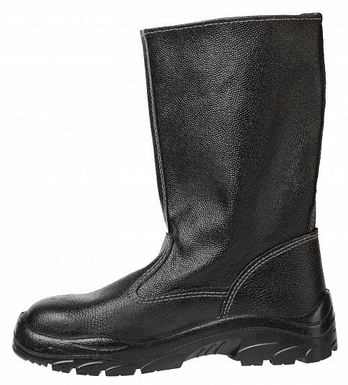 Сапоги юфть\кожа утепленные Бонго, Рабочая обувь - арт. 1111460242