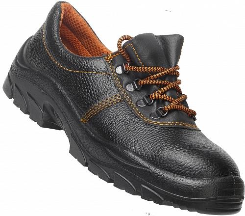 Полуботинки кожаные с металлическим подноском Бонго, Рабочая обувь - арт. 1110670242
