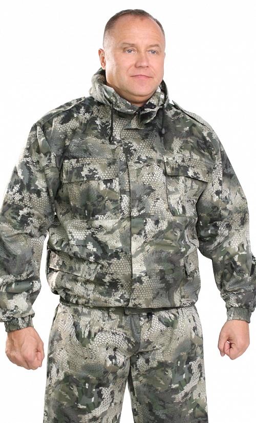Купить Костюм ВВЗ (куртка+брюки), ткань смесовая, цвет кобра, , Энергия спецодежда