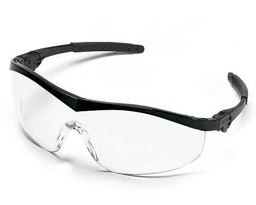 Купить Очки защитные открытые Сторм (MCR), Голубой зеркальный ST128, Энергия спецодежда