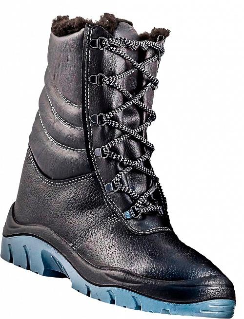 Ботинки кожаные Омон, ПУ+ТПУ, утепленные, Рабочая обувь - арт. 1107730242