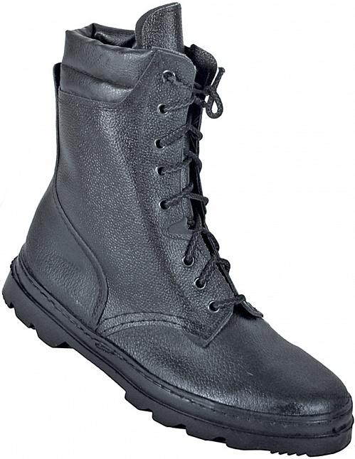 Ботинки комбинированные утепленные с высоким берцем Кулан, Ботинки с высокими берцами - арт. 1108430245