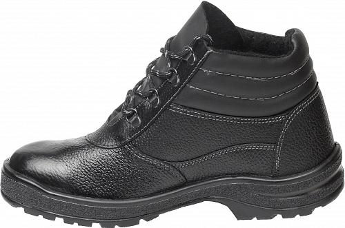 Ботинки кожаные с мет. подн. Профи, Ботинки - арт. 1071240177