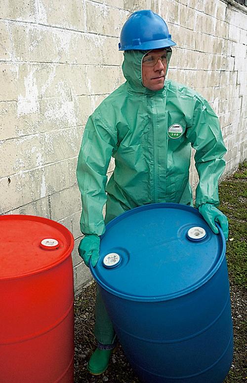 Комбинезон TOMTEX (Lakeland), Защитные костюмы - арт. 1109560251