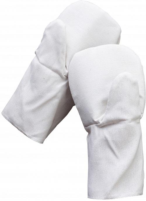 Купить Рукавицы виброзащитные, ткань хлопок, цвет суровый, Энергия спецодежда