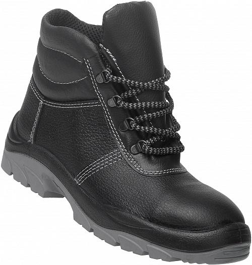 Ботинки кожаные утепленные с металлическим подноском Импала, Рабочая обувь - арт. 1109230242