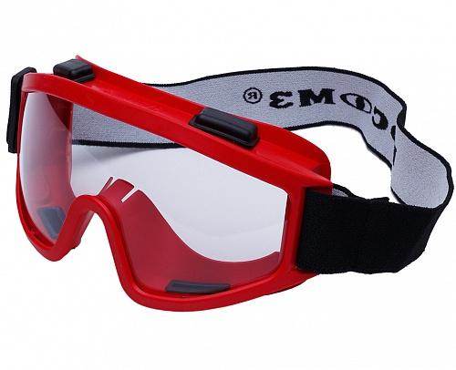 Очки защитные закрытые с непрямой вентиляцией ЗН11 SUPER PANORAMA (CA) (РОСОМЗ), Очки - арт. 1110210161