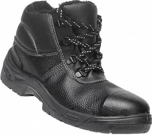 Ботинки кожаные утепленные с металлическим подноском Бонго, Рабочая обувь - арт. 1109220242